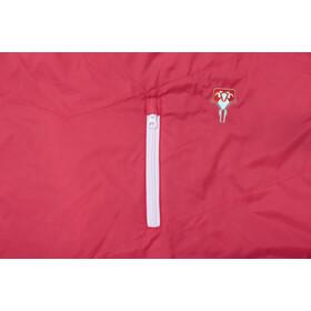 Grüezi-Bag Biopod Wool Zero Saco de Dormir Normal, tango red